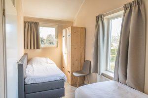 Slaapkamer boven klein