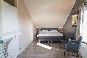 Slaapkamer boven groot